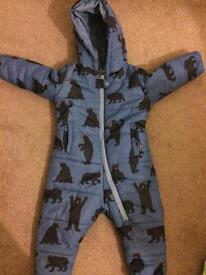 Hatley Snow suit. Size 2 - 3 years