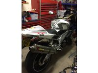 Aprilia Tuono 1000cc v-twin monster