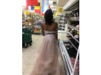 PROM/BRIDESMAID DRESS size 8