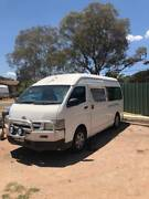 2006 Toyota Commuter Bus 3 rego Fisher Weston Creek Preview