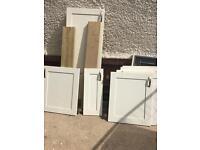 Cream kitchen doors for sale