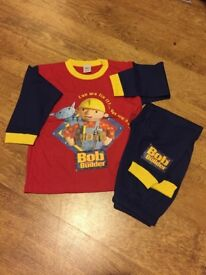 *Brand new* Next Bob The Builder pyjamas 1.5-2 years, 2-3 years, 3-4 years