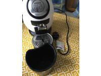 Nescafé Dolce Gusto coffee machine and Rowena Raclette Grill