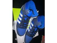 Brand New Adidas Hoop Unisex Trainers UK adults size 5