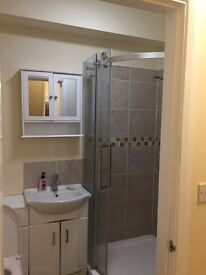Studio Room with Kitchenette and ensuite, 200 MB WIFI, All Bills Included, 2 min walk from station