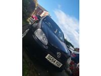Volkswagen golf 1.6 FSI (NOT astra civic polo focus fiesta BMW)