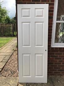 Beautiful White doors x4