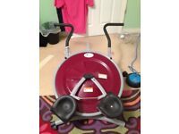 Abs Circle Pro Abs and Core Home Exercise Machine