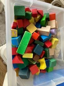 Pre-school brick bundle
