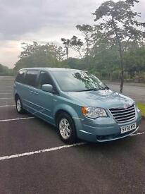 Nov 2008 Chrysler grand voyager mk5 mint condition