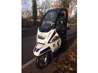 BMW C1 125 cc ABS Williams Limited Edition