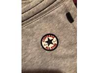 Ladies/girls Converse joggers. Size M (8/10).