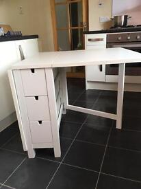 Ikea Norden folding dining table