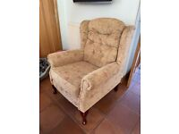 Comfortable Fireside chair