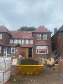 I am builder doing all the building work roofing