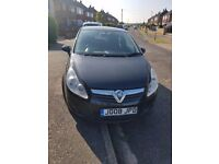 Vauxhall corsa 1.2 08plate cheap to run insure and tax