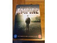 DVD boxset Series 1 & 2 Boardwalk Empire