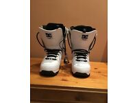 DC Snowboard boots UK 6.5. Never been used