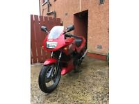 Kawasaki GPZ500S (1999). Extremely low mileage for year.