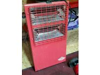 Clarke space heater