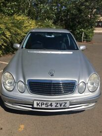 MERCEDES BENZ E220 cdti FULL MERCEDES BENZ SERVICE HISTORY GENUINE 102000 miles warranted