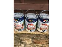 Duplex masonry paint