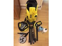 Karcher K4 Premium 110 Bar 1800W Full Control Car and Home Pressure Washer.