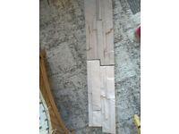 Artificial stone, imitation slabs