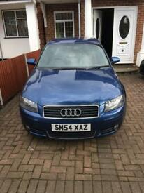 Audi A3 2.0 TDI S Line Automatic (LOW MILEAGE!)