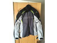 Alpinestars sniper jacket size large