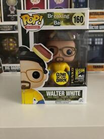 Walter White (Glow in the dark hazmat suit) SDCC 2014 Exclusive