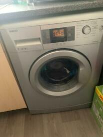 Beko 7kg Washing Machine Silver