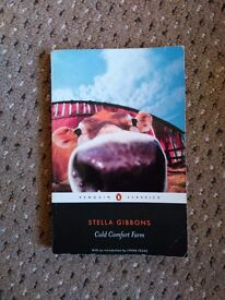 Annotated copy of Cold Comfort Farm by Stella Gibbons