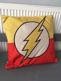 "Marvel style ""The Flash"" cushion"