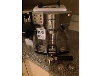 Delonghi EC860 coffee machine like new