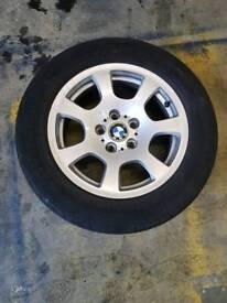 Genuine bmw e60 wheels