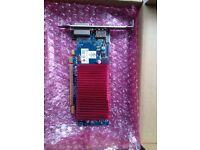 Silent ATI Radeon HD6450 1GB GDDR3 PCI-E DVI + Displayport