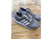 Kids Adidas trainers uk13