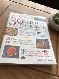 The 30 Minute Cookbook