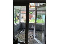 """patio door great condition with keys ready to collect from an opening of 5'9"""" x 6'10"""" approx"""
