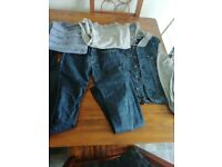 Small 28r men's clothes bundles includes Topman Zara and Levi's
