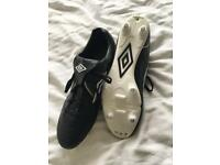 Umbro football boots. Size 12. New