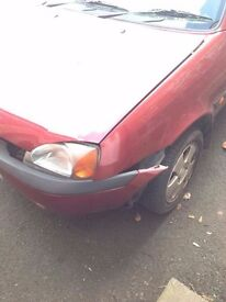Ford Fiesta 1.25 zetec SPARES AND REPAIRS