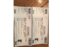 Noel Gallagher tickets for Friday!!!