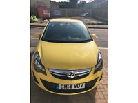 Vauxhall Corsa Excite for sale - Low Mileage!