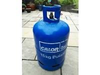 15kg calor gas bottle - empty