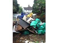 RUBBISH CLEARANCE WASTE DISPOSAL JUNK REMOVAL House Clearance, Office Waste, Rubbish Removal