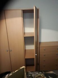 Wardrobes & drawers etc