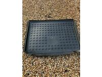 Mercedes A Class Rubber Boot Tray
