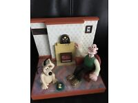 Wallace And Gromit Radio clock